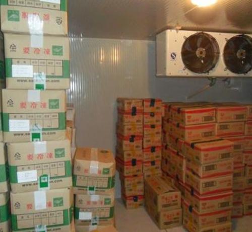 食品冷库运作原理